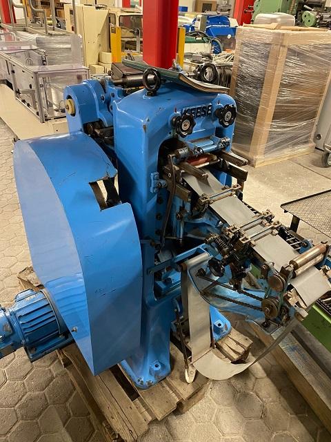 Keese Untersetzermattenmaschine