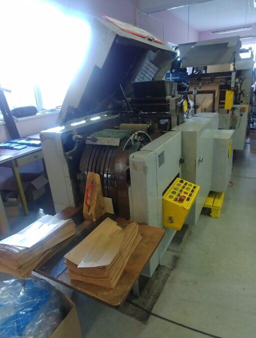 W&H Matador S1 Flach & Seitenfaltbeutel Maschine