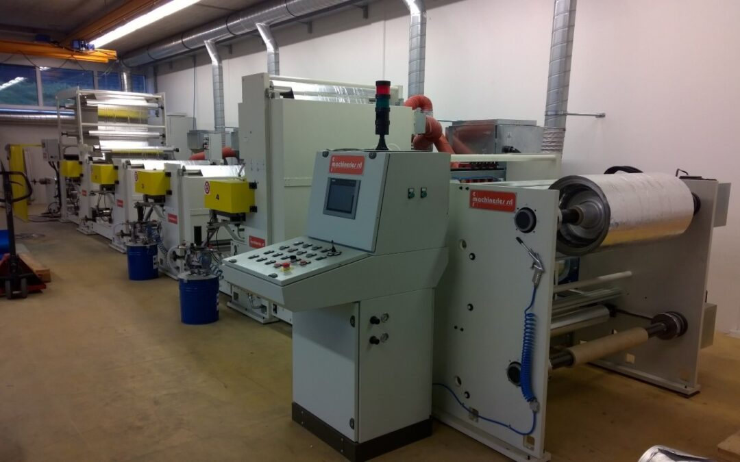 CMR 4 Farben Aluminium Druckwerk