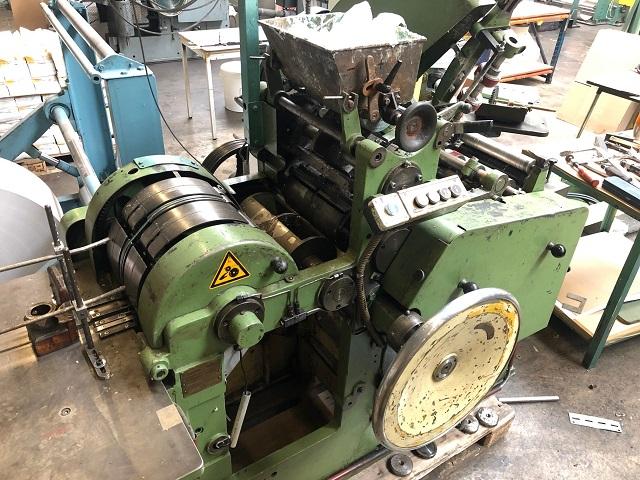 W&H Matador 26 Flat & Stachel Bag Machine