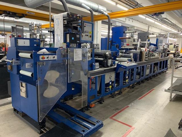 Arsoma EM 410 Booklet Machine