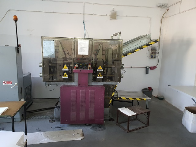 Novatek PV10 Paper Plate Machine