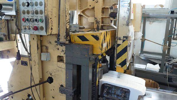 Hobema 14 Napkin Machine